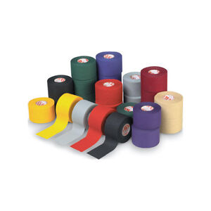 Mueller M-Tape Athletic Trainers Tape Hockey Stick Tape Bat Grip Tape ROLL