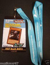 SDCC Comic Con 2012 EXCLUSIVE Shonen Jump ALPHA / neon alley promo lanyard