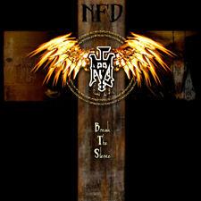 "NFD 'Break The Silence' / 'Awaken' ex-Fields of the Nephilim gothic 12"" vinyl"