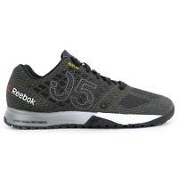 Reebok Women's CrossFit Nano 5.0 Coal/Black/White Training Shoes V72419 NEW!
