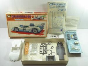 """LS Chaparral 2C """"ONE TOUCH - Stop! & Go!"""" 1:24 / 1/24 vintage NEU/OVP! (F7389)"""