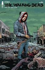 THE WALKING DEAD #192 KEY ISSUE DEATH OF RICK Image Kirkman Adlard 1st Print NM