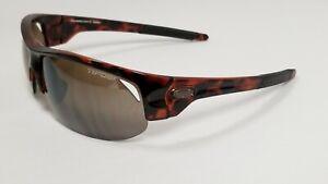 Tifosi Saxon, Tortoise, Brown Lenses - Limited Edition# 104