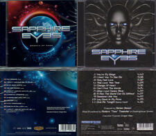 2 CDs, Sapphire Eyes - Breath Of Ages +1 (2018) + Sapphire Eyes +1 (debut, 2012)