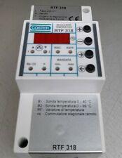 RTF 318 Coster Regolatore di temperatura modulanteoppure on-off