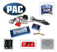 PAC OS-2C-CTS OnStar Radio Replacement Wiring Interface Harness Cadillac CTS SRX