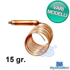 3S FILTRO MOLECOLARE DOMESTICO DISIDRATATORE da 15 gr CON CAPILLARE VARI MODELLI