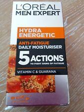 L'Oreal Men Expert Hydra Energetic Anti-Fatigue Moisturiser 50ml Fights dryness*