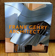 SIGNED Frank Gehry Architect Architecture Sketches Houses Museums Plans 1st PB