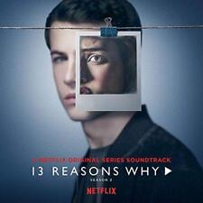 13 Reasons Why Season 2 - Soundtrack - Various Artists (NEW CD)