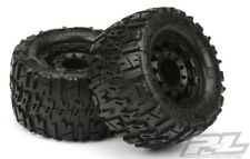 "New Pro-Line Mounted F-11 17mm Hex Wheels Trencher 2.8"" All Terrain Tires 117..."