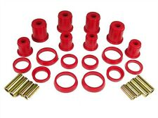 Prothane 1-204 97-06 Jeep Wrangler TJ Front or Rear Control Arm Bushing Kit Red