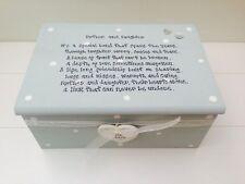 Shabby Personalised Chic Jewellery Box Mother Mum Mummy Mam Or To Daughter