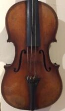 Lovely Antique German 3/4 violin for restoration; Maggini school, c.1890