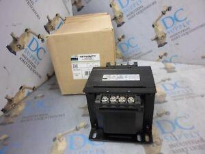 EGS HEVI DUTY E500E0.500 KVA 120/240 PRI V 1 PH 50/60 HZ TRANSFORMER NIB