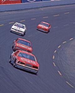 1985 Coors Ford BILL ELLIOTT Glossy 8x10 Photo Daytona 500 Poster Print