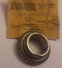 Yamaha Engranaje Impulsor. DT125, DT175, XT125, XT200. Genuine Part. P/N 248-25135-11.