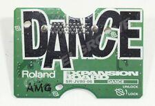 Roland DANCE Expansion-Board SR JV80-06 für JV1080 JV2080 XV5080 + GEWÄHR