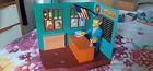 Playmates The Simpsons Interactive Springfield Elementary Principal Environment