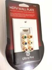 GE Ultra Pro HDTV Wall Plate 87695 NEW