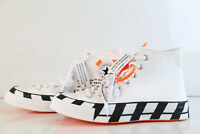 Converse X Off-White Virgil Abloh Chuck Taylor CT All-Star Part 2 163862C 5-13
