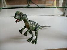 Kenner Jurassic Park Dilophosaurus in Green