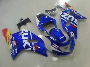 NEW Fairings Bodywork Bolts Screws Set For SUZUKI GSXR600 GSXR750 2001-2003 05