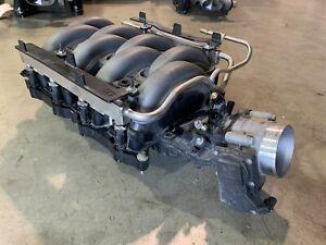 2011 - 2014 mustang Intake manifold rails injectors throttle body
