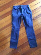 EILEEN FISHER Navy Blue Skinny 5 Pocket Jeans Size 2