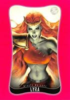 LYRA / Marvel Dangerous Divas Series 2 (2014) BASE Trading Card #65