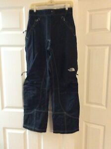 VINTAGE PRE-OWNED THE NORTH FACE SKI OR SNOW PANTS - SIZE MEDIUM - WOMEN'S