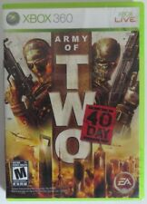 XBOX 360 ARMY OF TWO  -  PRE-OWNED            (INV17542)