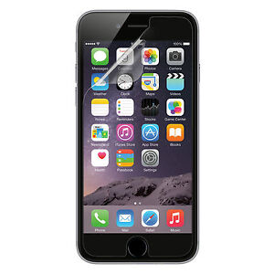 Belkin TrueClear Transparent Screen Protector for iPhone 6 Plus 6s Plus 3 Pack