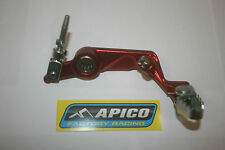 Beta Evo Trials-Rear brake lever pedal assembly in RED 2009 onwards.
