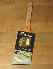 """Proform Picasso PIC1 3"""" 76mm Angled Oval Paint *Excellent Brush Good as Purdy*"""