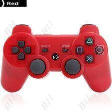 ★★★ Manette PS3 sans fil DualShock 3 Sixaxis (Rouge) ★★★ Ventes Flash ★★★