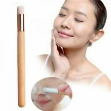 Wash Wooden Handle Exfoliating Facial Cleansing Brush Blackhead Remover Nose