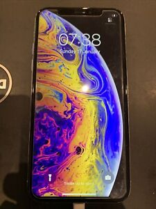 Apple iPhone XS - 256GB - Silver (Unlocked) A2097 (GSM)