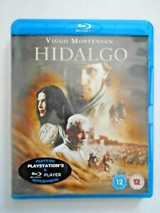 Hidalgo - Blu-ray - Viggo Mortensen (Mint Disc)