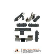 Carlson H5621Q Disc Brake Hardware Kit, Front