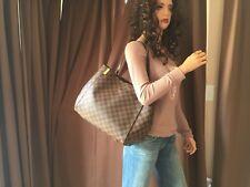 Authentic Louis Vuitton Damier Ebene Marylebone GM Shoulder Bag