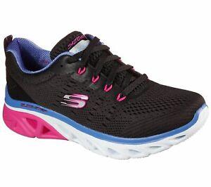 Skechers Glide Step Sport / New Appeal / Black/Blue/Pink / New Style!! Reg $85