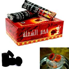 Shisha Charcoal Discs Tablet Rolls for Hookah /Burner/Bakhoor Incense / Nakhla
