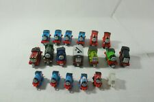 Large lot of 19 Thomas the Tank Engine Trains Toby Percy Paxton Emily Scruff