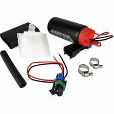 Aeromotive 11542 Fuel Pump 340 Stealth Offset Inlet Inline For E-85 & Gas NEW