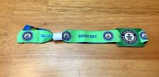 GUINESS WORLD RECORDS MUSEUM COLLECTIBLE ADMISSION BRACELET GATLINBURG TENNESSEE