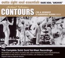 THE CONTOURS  I'm A Winner NEW & SEALED 70s SOUL CD (OUTTA SIGHT) NORTHERN SOUL