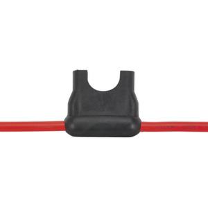 Standard Flachsicherung Halter 30Amp Packung 10 SEALEY FH30