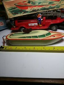 Tin Boat Rare Michael?
