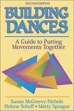 Building Dances w/ Deal a Dance Cards PKG: A Guide to Putting-ExLibrary